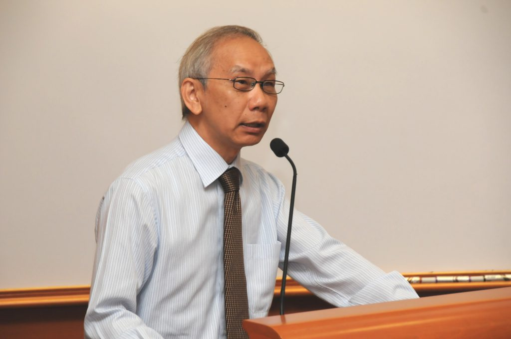 """CHONG Chi Tat, Chair of the Management Board, on the pre-history and history of IMS <i class=""""fas fa-video""""></i>"""