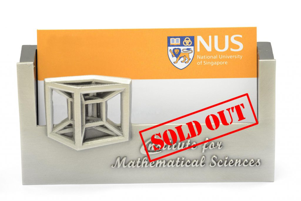 IMS Namecard Holder: Hypercube<br />Sold Out