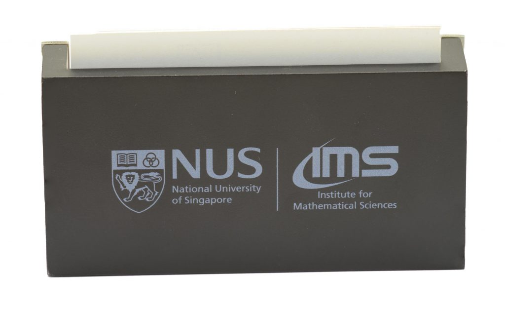 IMS Set of 2 Namecard Holders<br />Price: $80