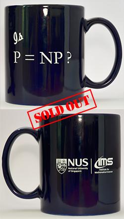 IMS Blue Mug (P Vs NP, 12oz)<br /> Sold Out